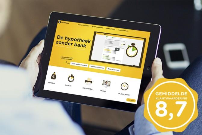 grootste hypotheekverstrekkers nederland
