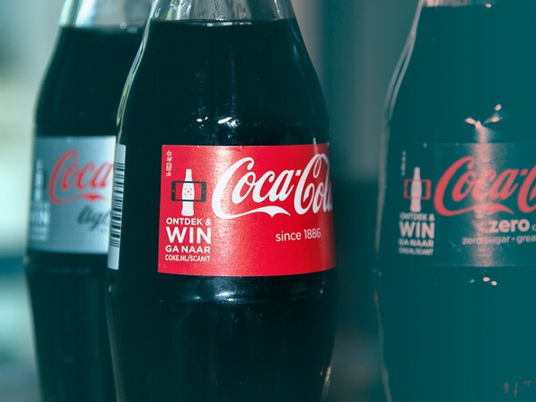 kosten fles coca cola