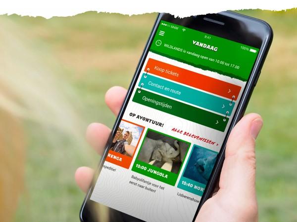 De WILDLANDS app als kompas bij je expeditie - Emerce eGuide